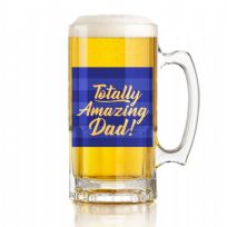 Totally Amazing Dad Beer Tankard